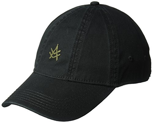 A. Kurtz Men's 7 Flex Baseball Cap, Black, (A Kurtz Cap)