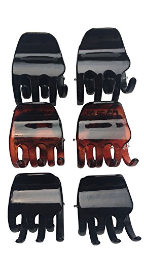 Falcon Claws Medium Hair Claw Jaw Clips , 18 Count for sale  Delivered anywhere in USA