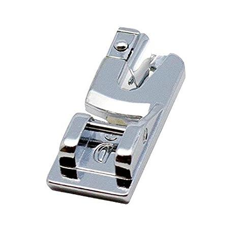 """Alfa Prensatelas dobladillador 2 mm """"D"""", accesorio para máquina de coser,"""