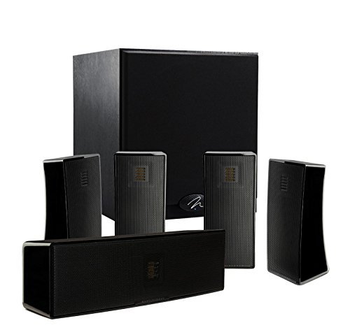 Martin Logan Motion System 1 5.1 Home Theater Speaker Bundle by MartinLogan