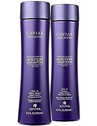 Alterna Caviar Replenishing Moisture Shampoo & Conditioner Duo (8.5 oz each)
