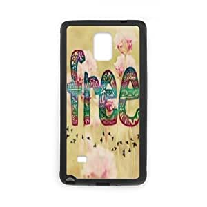 Samsung Galaxy Note 4 Phone Case Be Free Bird BX92405