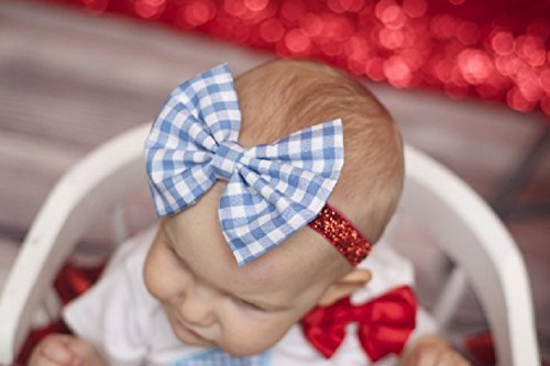 Dorothy Bow Headband