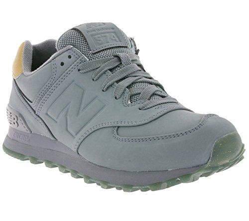 574 Mujer New Para Zapatillas Gris Balance gSw8f