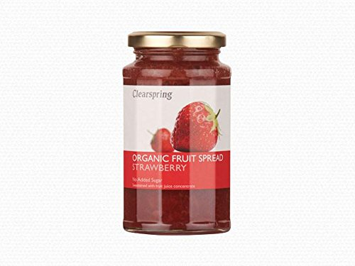 Clearspring Organic Strawberry Fruit Spread (290g) - Pack of 2