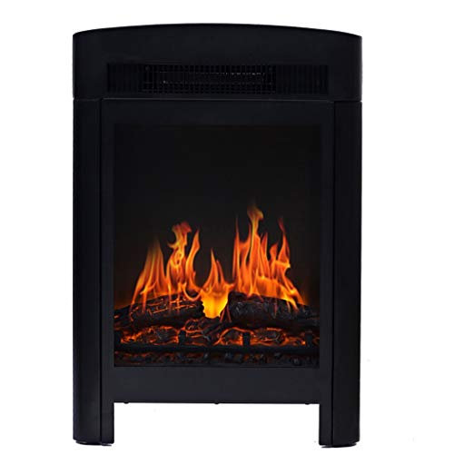 Cheap Liu Weiqin Electric Fireplace - Design Independent Fireplace Decoration/Home Mobile Fireplace Core Simulation Fire Heater 400 250 595MM Black Friday & Cyber Monday 2019