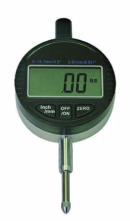 Metrica 41085 COMPARADOR DIGITAL ELECTR. 0,001 mm: Amazon.es: Industria, empresas y ciencia