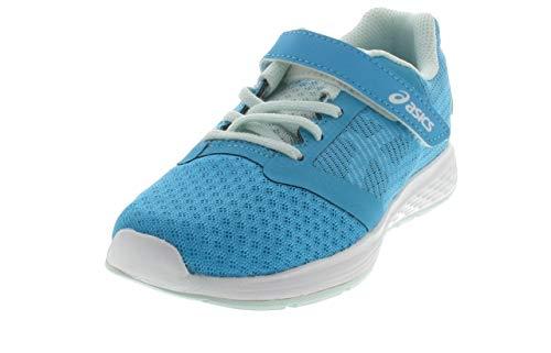 Niños Ps Entrenamiento De Unisex Asics 10 Zapatillas blanc Ciel Para Patriot Bleu Xxw8Ba