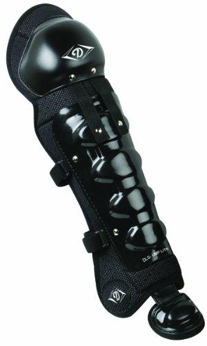(Diamond Sports Umpire's Ultralite Leg Guard, 15-Inch)