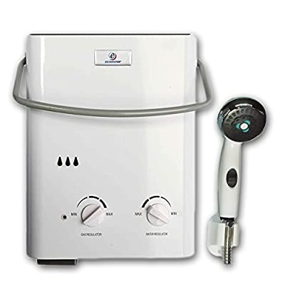 Eccotemp L5 Portable Tankless Water Heater and Outdoor Shower