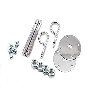 Bonnet 1016 Locking Hood Kit
