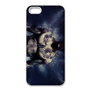 sleeping dogs hd s n iPhone 5 5s Cell Phone Case White Customized Items zhz9ke_7310136