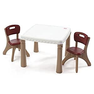 Amazon.com Step2 Lifestyle Kitchen Plastic Table and ...
