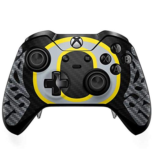 (Skinit Oregon Ducks Black Xbox One Elite Controller Skin - Officially Licensed Fermata College Gaming Decal - Ultra Thin, Lightweight Vinyl Decal Protection)