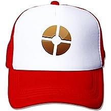 Unisex Team Fortress 2 Logo Adjustable Trucker Cap Red