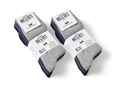 100 Mat tex 40 Chausettes 42 And De 39 45 Jeans Confortables 37 lot 36 10 41 46 Colors Vic's Paires 43 44 38 Respirantes 35 Oeko rcrO0Z