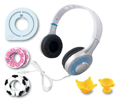 - VTech Headphones - White (Discontinued by manufacturer)