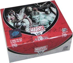 marvel trading card game cards - 8