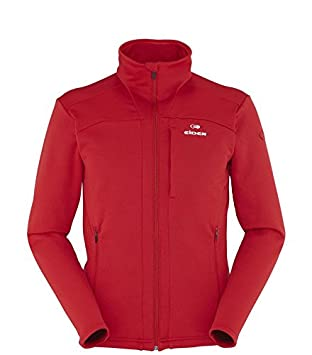 Eider Shanti 2.0 Men Red Fleece Jacket - Men - Red red Size:L ...