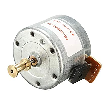 DC9-12V 25MM Mounting Holes Turntables Motor 33//45 78RPM for 3-Speed Turntable
