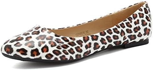 Women Ballet Flats Girls Casual Slip-on Comfort Walking Shoes