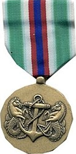 Marine Expeditionary Medal (Expeditionary Merchant Marine-MEDAL)