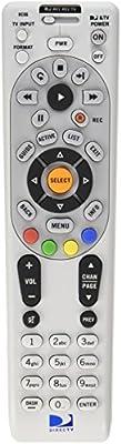 "DIRECTV Rc66 Universal Ir Remote Control ""Replaces Rc65"" H24 Hr24 H25 R16 D12"