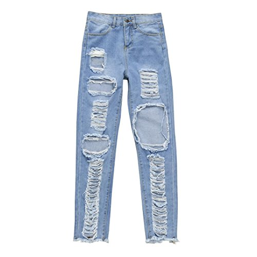 Dinglong -  Jeans  - Casual - Donna
