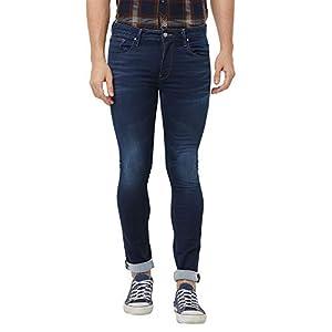 KILLER Men's Blue Skinny Fit Jeans