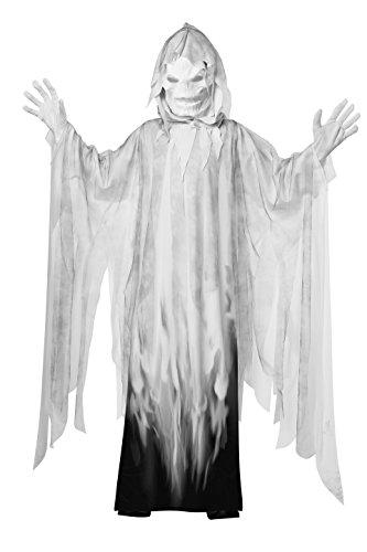 California Costumes Evil Spirit Child Costume, -