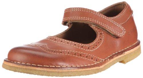 Bisgaard 5339 - Bailarinas con cierre de velcro marrón - Braun (cognac 15D)