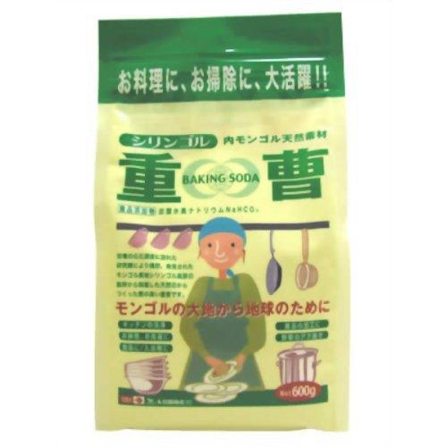 Kisoji Bussan natural baking soda 600g