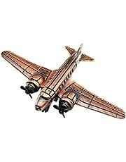 TG,LLC Douglas DC-3 Airplane Spitfire Plane Die Cast Toy Pencil Sharpener
