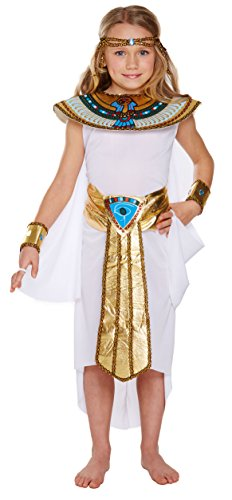 Egyptian Girl Age 10-12 (Jewel Of The Nile Costume)