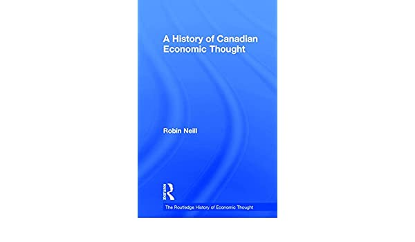 A guide to Canadian economic history