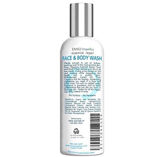 Best Natural Sensitive Skin Face Wash
