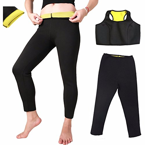 Sport Body Slimming Suit (Large) - 6