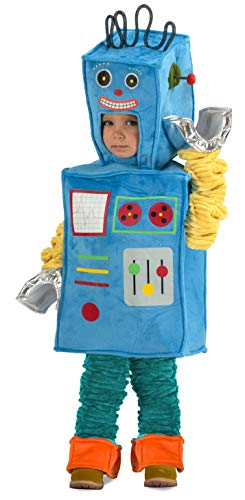 Princess Paradise Racket The Robot Costume, Multicolor, 18