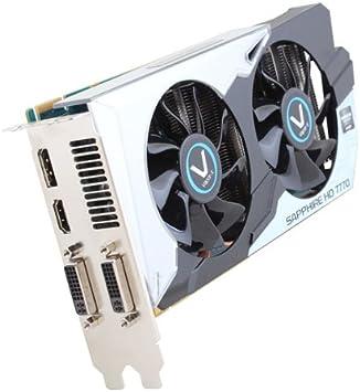 Amazon.com: Sapphire Radeon Vapor-X HD 7770 GHz OC 1 GB ...