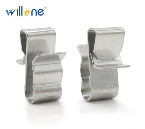 Willone 1000pcs/lot CC-3 stainless steel solar cable clips ,cable clamp mounting installation by Willone