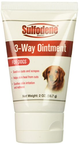 Sulfodene Wound Care 3 Way Ointment, 2-Ounce Each (3 Pack)