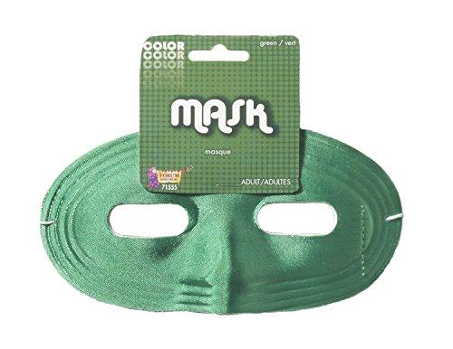 Green Domino Mask (Green Domino Mask)