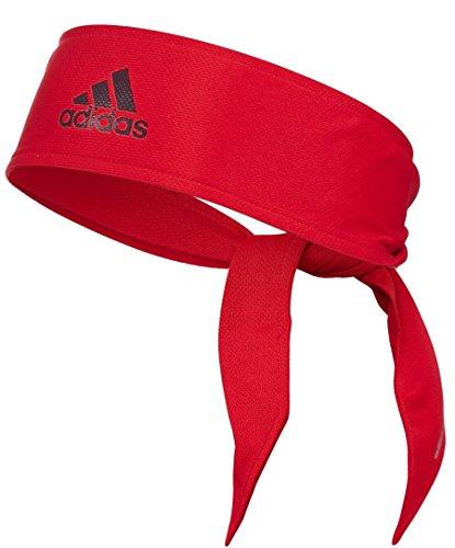 adidas Tie Headband Red/Black
