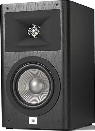 JBL Studio 230 2-Way 6 5 Inch Bookshelf Audio Home Speakers Loudspeaker  (Pair) - Black Vinyl