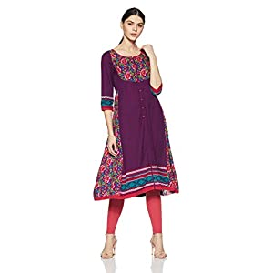 Anahi by Unlimited Women's A-Line Kurta