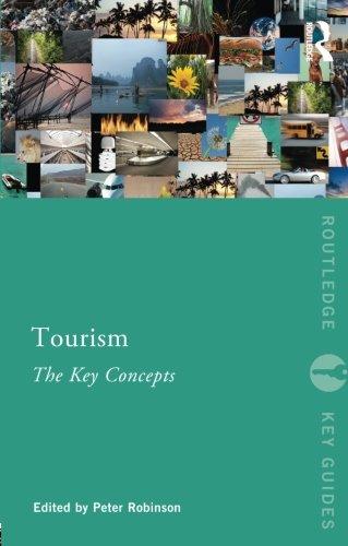 Tourism: The Key Concepts (Routledge Key Guides)