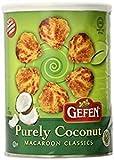 Gefen Purley Coconut Gluten Free Kosher For Passover 10 Oz. Pack Of 3.