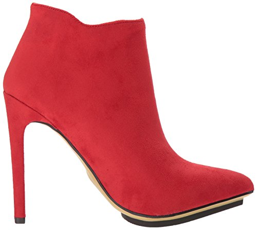 Moda Rojo Bota Luxx Michael Antonio para Mujer de O5aIq0wWTq