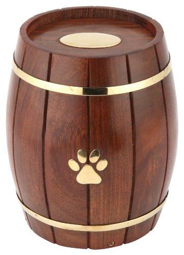 Urns UK Paxton Holz-Urne für Haustiere