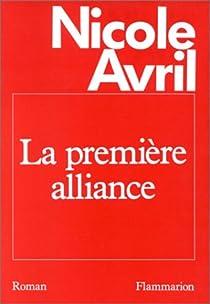 La première alliance par Avril